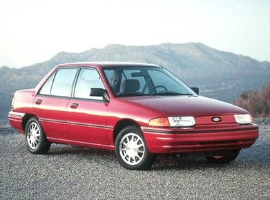 Used 1993 Ford Escort Values Cars For Sale Kelley Blue Book