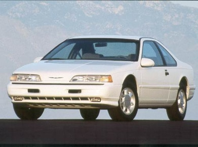 Loans For Fair Credit >> 1993 Ford Thunderbird Pricing, Reviews & Ratings | Kelley Blue Book