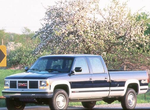 1993 GMC 3500 Crew Cab   Pricing, Ratings, Expert Review