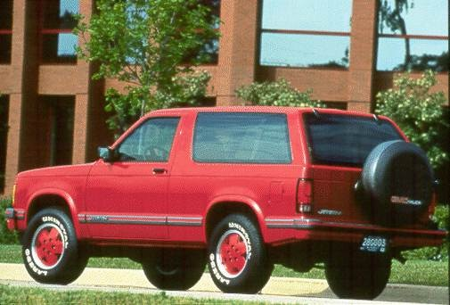 1993 GMC Jimmy | Pricing, Ratings, Expert Review | Kelley