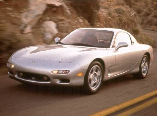 1993 MAZDA RX-7   Pricing, Ratings, Expert Review   Kelley Blue Book