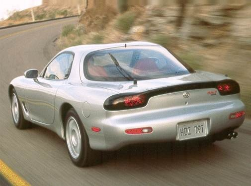 1993 MAZDA RX-7 | Pricing, Ratings, Expert Review | Kelley