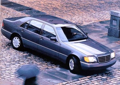 1993 Mercedes-Benz 400 SEL Pricing, Reviews & Ratings ... on