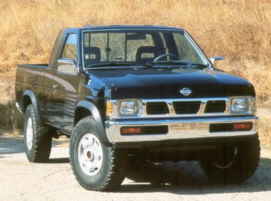 1993 Nissan King Cab | Pricing, Ratings, Expert Review | Kelley Blue