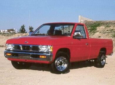 1993 Nissan Regular Cab | Pricing, Ratings, Expert Review | Kelley