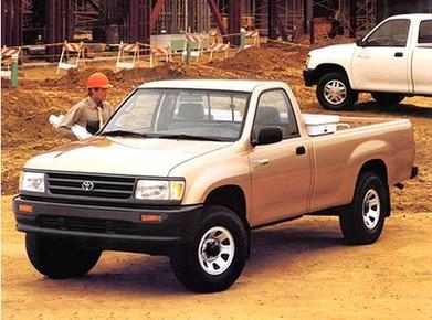 1993 Toyota T100 Regular Cab Pricing Ratings Expert Review