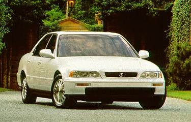 1994 Acura Legend | Pricing, Ratings, Expert Review | Kelley Blue Book