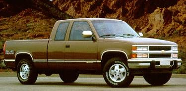 1994 Chevrolet 1500 Extended Cab | Pricing, Ratings, Expert