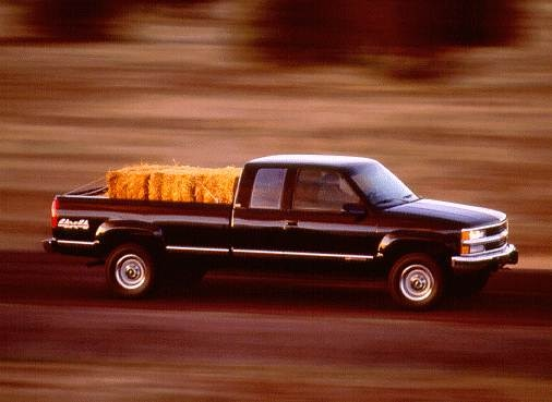 1994 Chevrolet 2500 Extended Cab | Pricing, Ratings, Expert