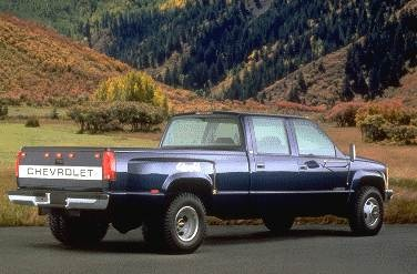 1994 Chevrolet 3500 Crew Cab | Pricing, Ratings, Expert