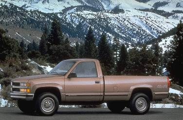 1994 Chevrolet 3500 Regular Cab | Pricing, Ratings, Expert