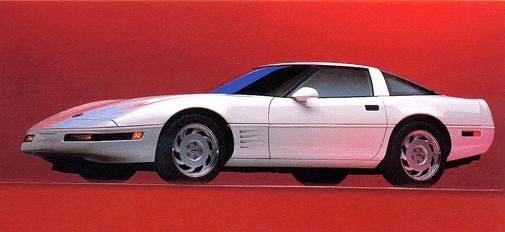 1994 Chevrolet Corvette | Pricing, Ratings, Expert Review | Kelley