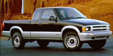 1994 Chevrolet S10 Extended Cab Pricing Reviews Ratings