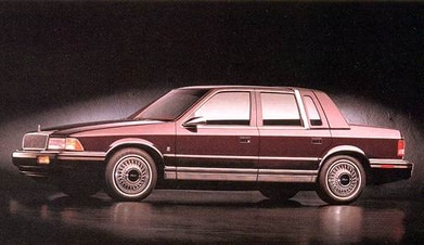 Kelley Blue Book Used Cars Trade In Value >> 1994 Chrysler LeBaron Pricing, Reviews & Ratings | Kelley ...