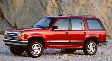 1994 Ford Explorer | Pricing, Ratings, Expert Review | Kelley Blue Book