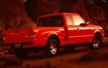 1994 Ford Ranger Super Cab | Pricing, Ratings, Expert Review