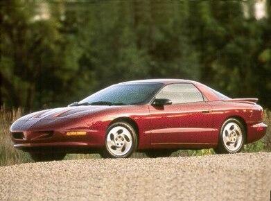 1994 Pontiac Firebird Pricing Reviews Ratings Kelley