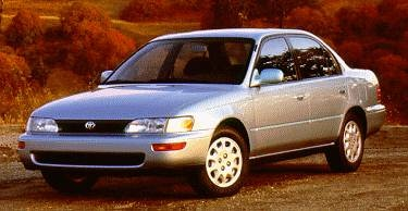 1994 Toyota Corolla | Pricing, Ratings, Expert Review | Kelley Blue Book
