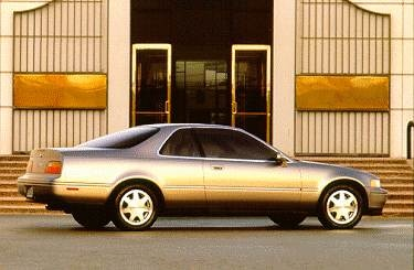 1995 Acura Legend | Pricing, Ratings, Expert Review | Kelley Blue Book