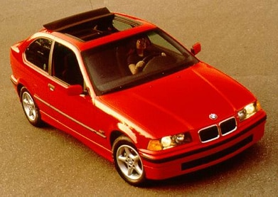 1995 BMW 3 Series | Pricing, Ratings, Expert Review | Kelley Blue Book
