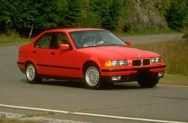 Used 1995 Bmw 3 Series 325i Sedan 4d Prices Kelley Blue Book