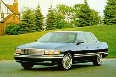 1995 Cadillac Deville >> 1995 Cadillac Deville Pricing Reviews Ratings Kelley
