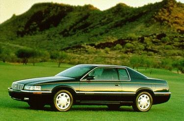 Used 1995 Cadillac Eldorado Values Cars For Sale Kelley Blue Book