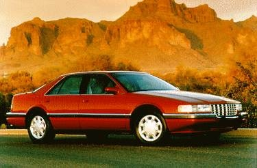 1995 Cadillac Deville >> 1995 Cadillac Seville Pricing Reviews Ratings Kelley