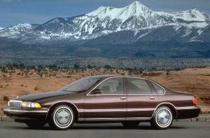 30+ 1995 Chevy Caprice Wagon