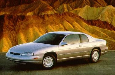 [Blue Book Used Cars Values 1996 Chevrolet Monte Carlo ...
