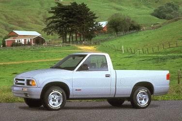 1995 Chevrolet S10 Regular Cab | Pricing, Ratings, Expert