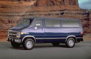 1995 Chevrolet Sportvan G20 | Pricing, Ratings, Expert Review