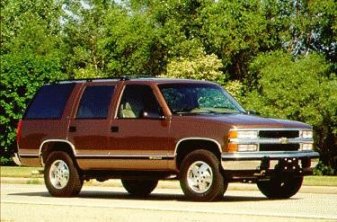 1995 Chevrolet Tahoe   Pricing, Ratings, Expert Review