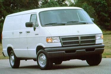 1995 Dodge Ram Van 3500 | Pricing, Ratings, Expert Review