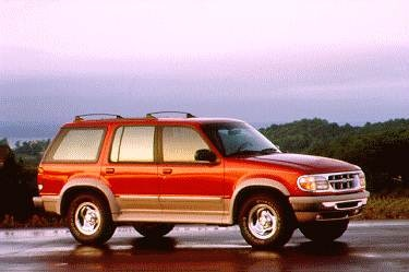 1995 Ford Explorer Pricing Reviews Ratings Kelley Blue Book