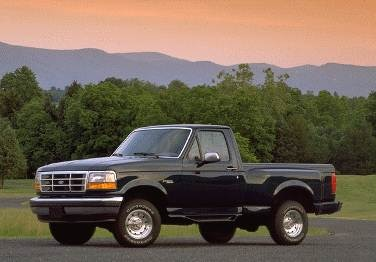 Used 1995 Ford F150 Regular Cab Values Cars For Sale Kelley Blue Book