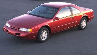 Kelley Blue Book Used Cars Value Calculator >> 1995 Ford Thunderbird | Pricing, Ratings, Expert Review | Kelley Blue Book
