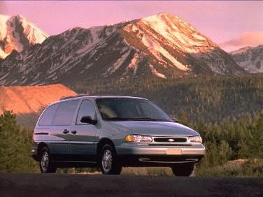 1995 Ford Windstar Passenger | Pricing, Ratings, Expert