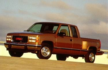 1995 GMC 1500 Club Coupe | Pricing, Ratings, Expert Review