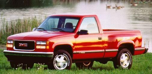 1995 GMC 1500 Regular Cab | Pricing, Ratings, Expert Review | Kelley