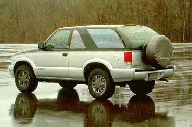 1995 GMC Jimmy | Pricing, Ratings, Expert Review | Kelley