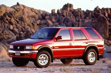 1995 Honda Passport | Pricing, Ratings, Expert Review