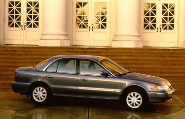 1995 Hyundai Sonata   Pricing, Ratings, Expert Review   Kelley Blue Book