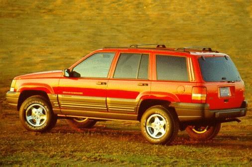 1995 Jeep Grand Cherokee   Pricing, Ratings, Expert Review   Kelley