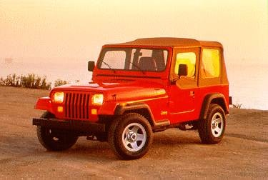 1995 Jeep Wrangler | Pricing, Ratings, Expert Review | Kelley Blue Book
