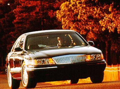 1995 Lincoln Continental | Pricing, Ratings, Expert Review