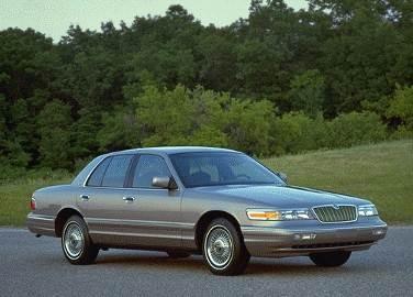 1995 Mercury Grand Marquis >> 1995 Mercury Grand Marquis Pricing Ratings Expert Review