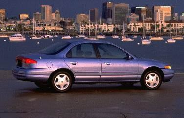 Kelley Blue Book Used Cars Trade In Value >> 1995 Mercury Mystique Pricing, Reviews & Ratings | Kelley ...