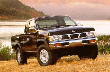 1995 Nissan King Cab | Pricing, Ratings, Expert Review