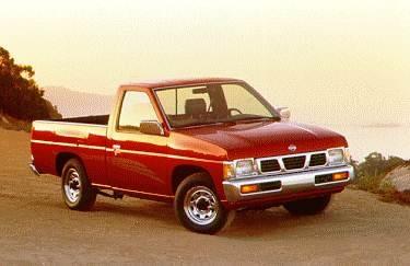 1995 Nissan Regular Cab | Pricing, Ratings, Expert Review | Kelley